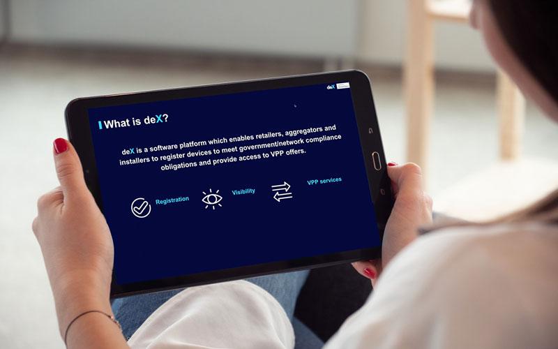 deX Smarter Homes webinar