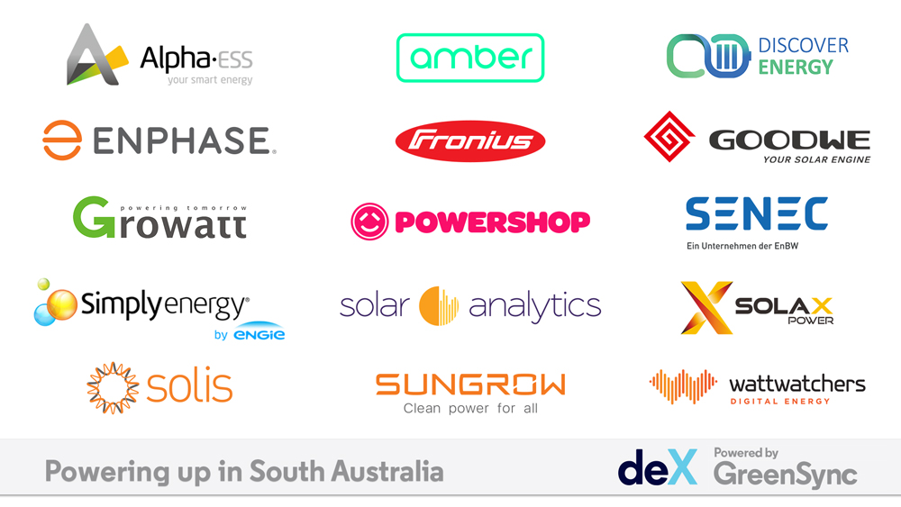 deX South Australia participating vendors